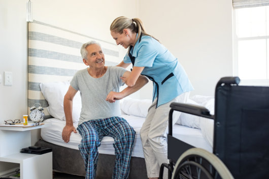 Post-Hospitalization Safety Reminders at Home