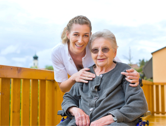 Simple Tips to Managing Caregiver Stress